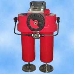 210LD/400LD系列双筒高压管路滤油器