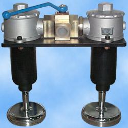 16RD系列双筒回油滤油器